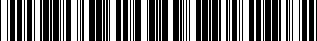Barcode for 8R0096010C