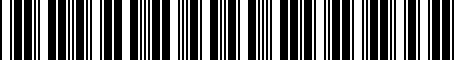 Barcode for ZAW355011A