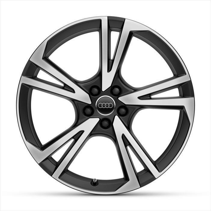 2019 Audi A7 21 Falx Wheel
