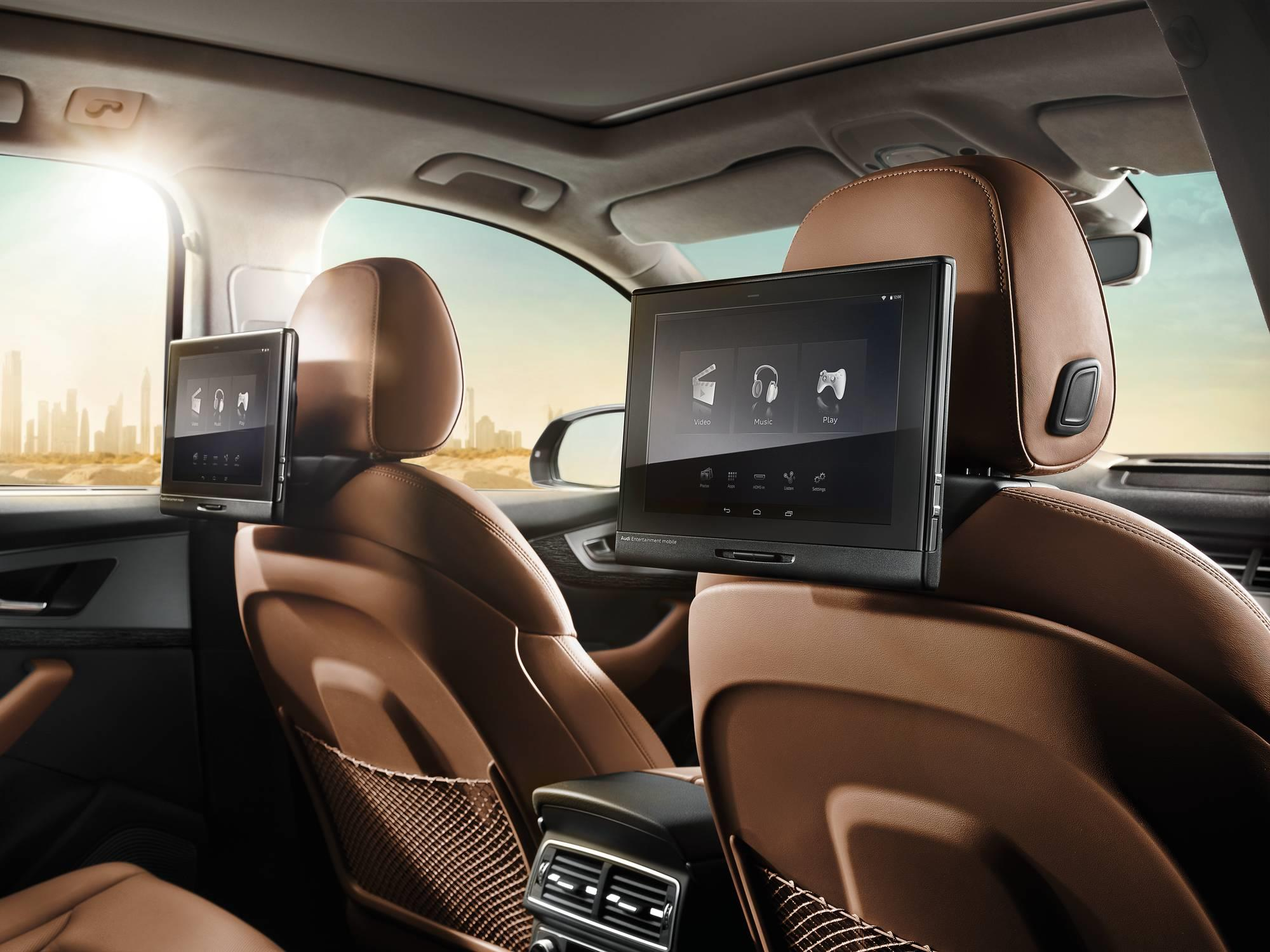 2017 Audi Q7 Genuine Accessories
