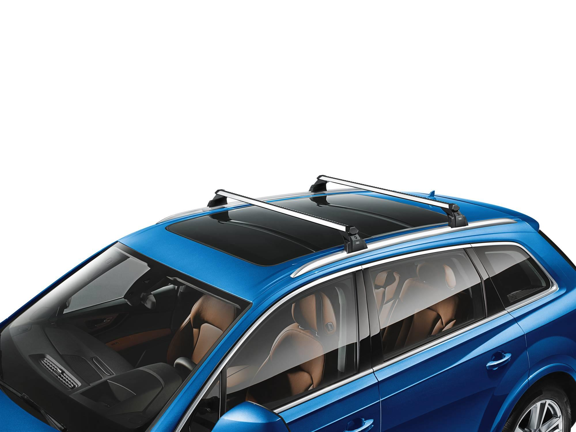 Base Carrier Bars. View All 2017 Audi Q7 ...
