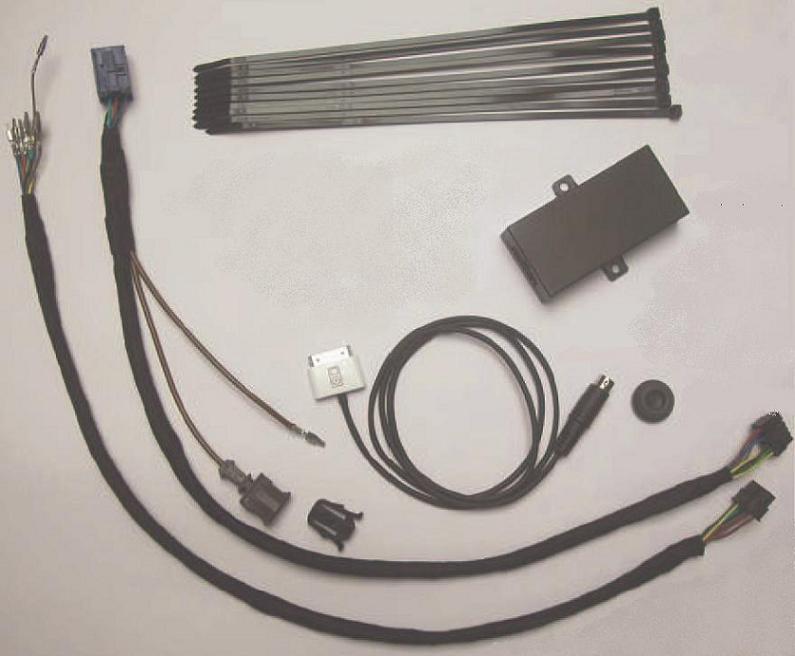 audi genuine accessories, Wiring diagram