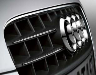 2012 Audi A5 Genuine Accessories