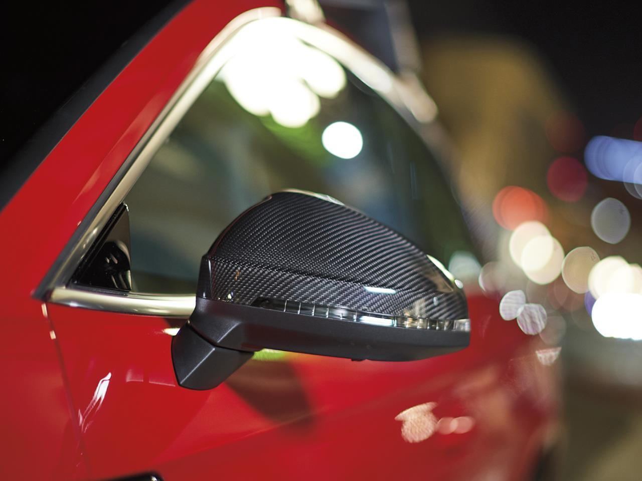 Carbon Fiber License Plate Frame >> 2017 Audi A4 Genuine Accessories