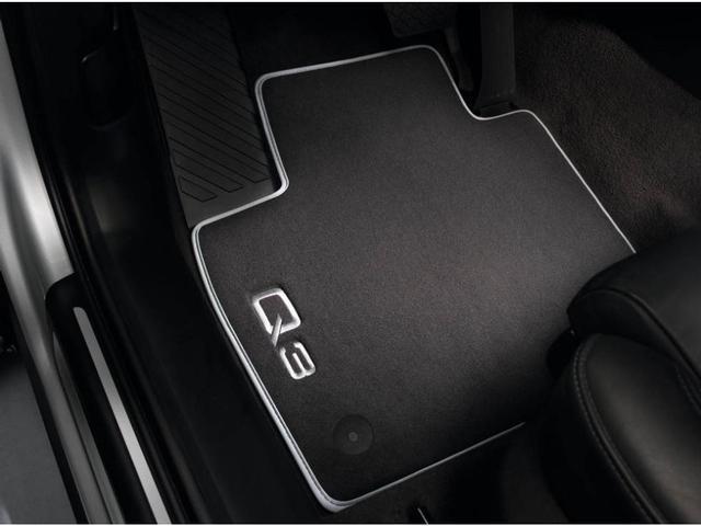 Weather Car Mats >> 2018 Audi Q3 Genuine Accessories