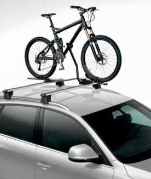 2016 Audi Q5 Base Carrier Bars Racks Conjunction Fit