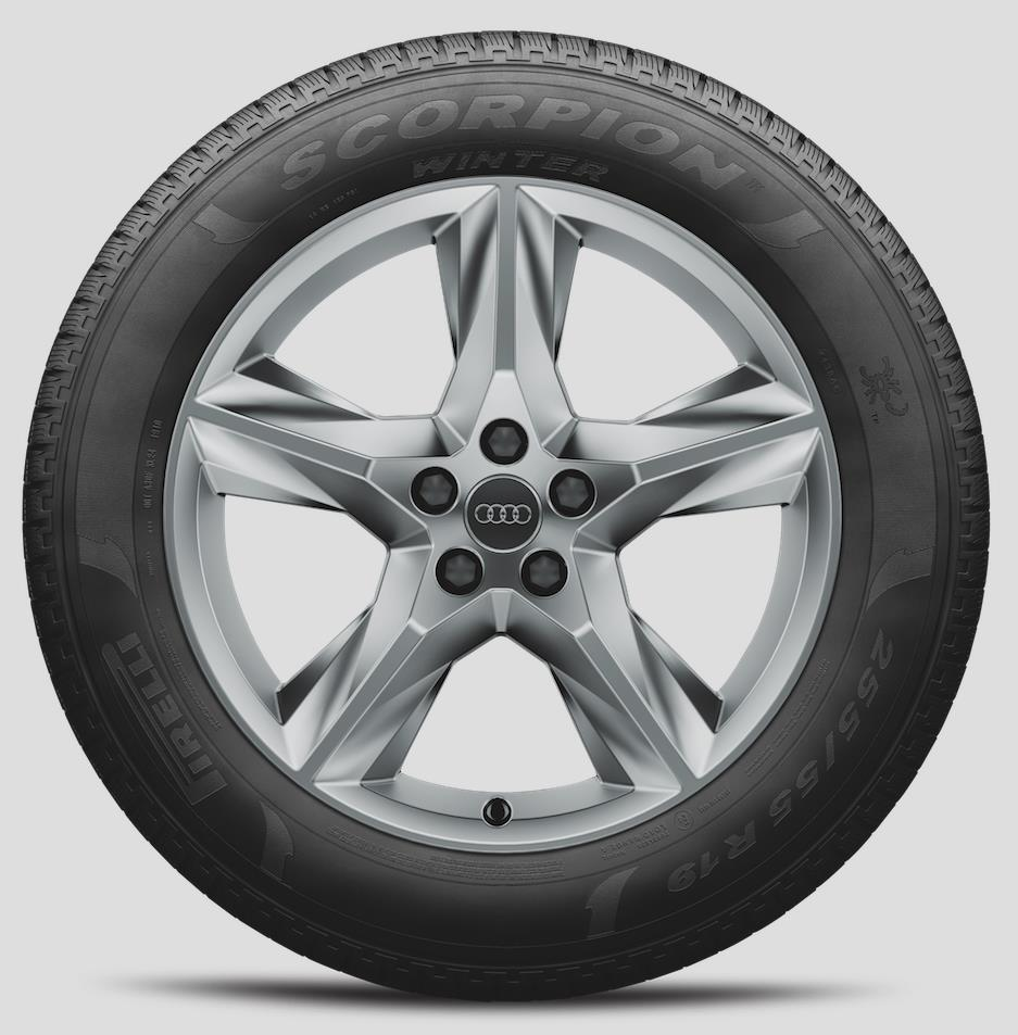 Audi Q7 Q7 Winter Wheel And Tire Package