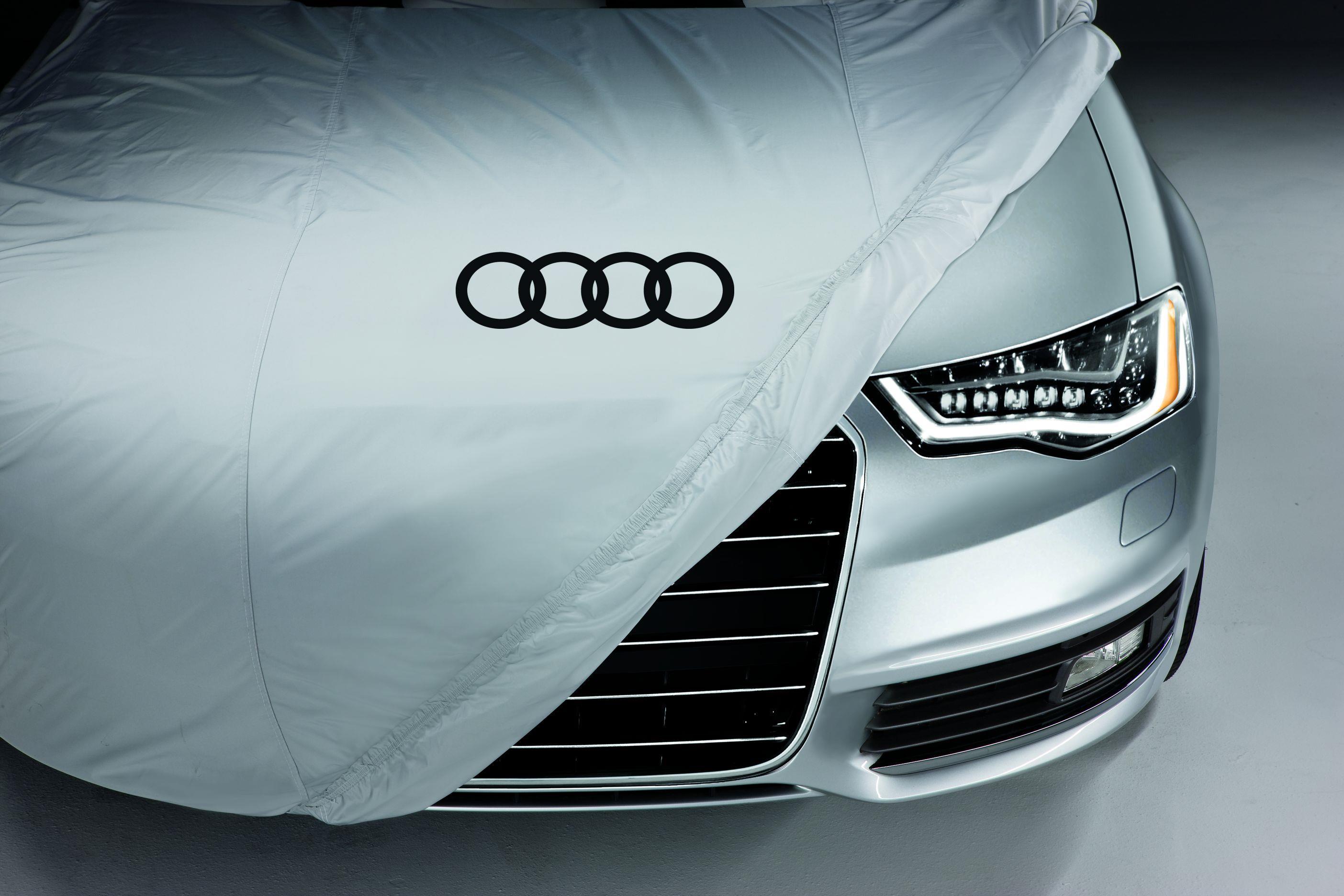 Audi A6 Genuine Accessories