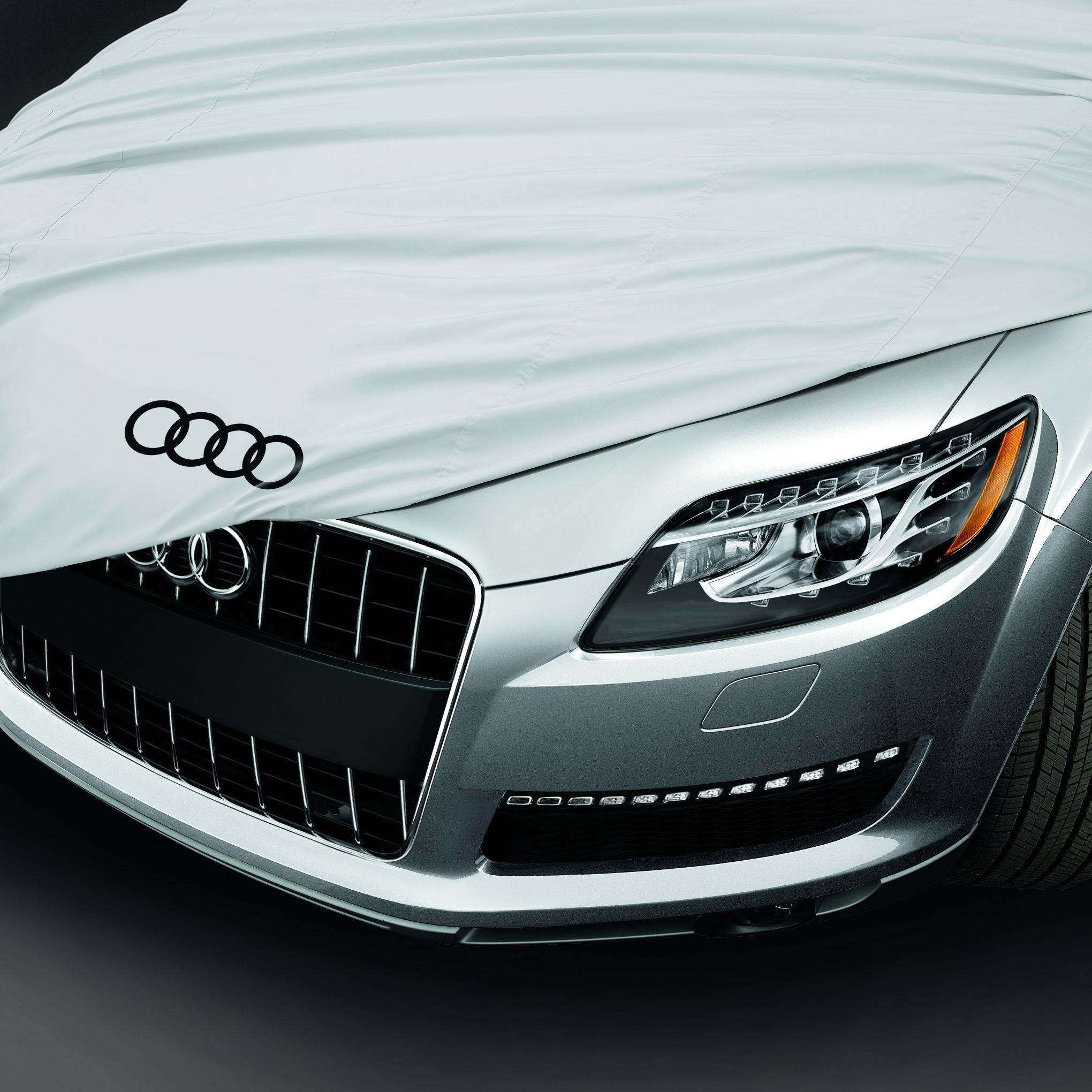 Audi Car Cover Accessories