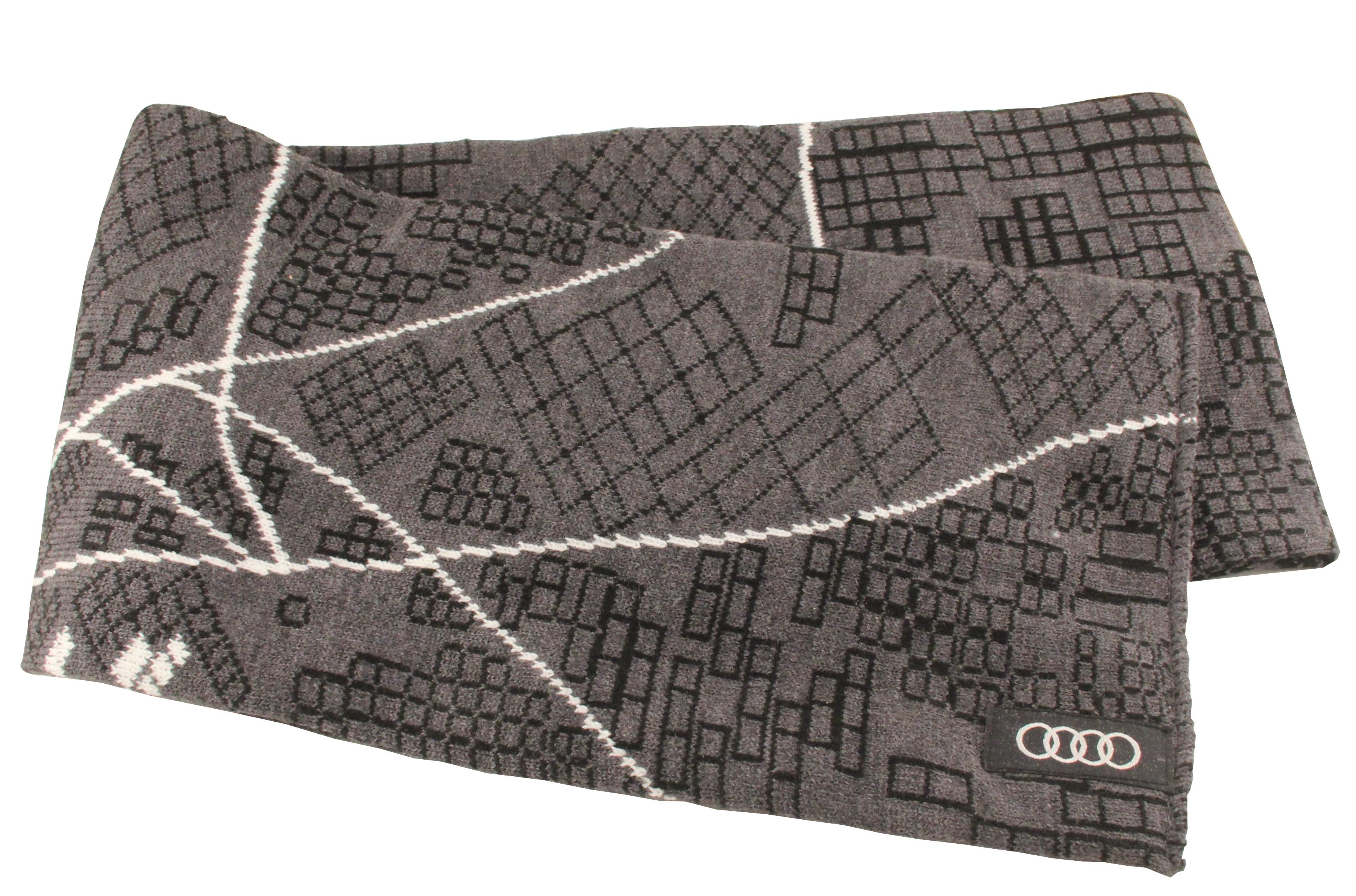Acma499 Ingolstadt Germany Design Map Scarf Take