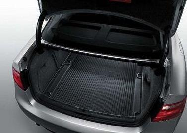 Genuine Audi 8T0061205 Black Indoor Car Cover