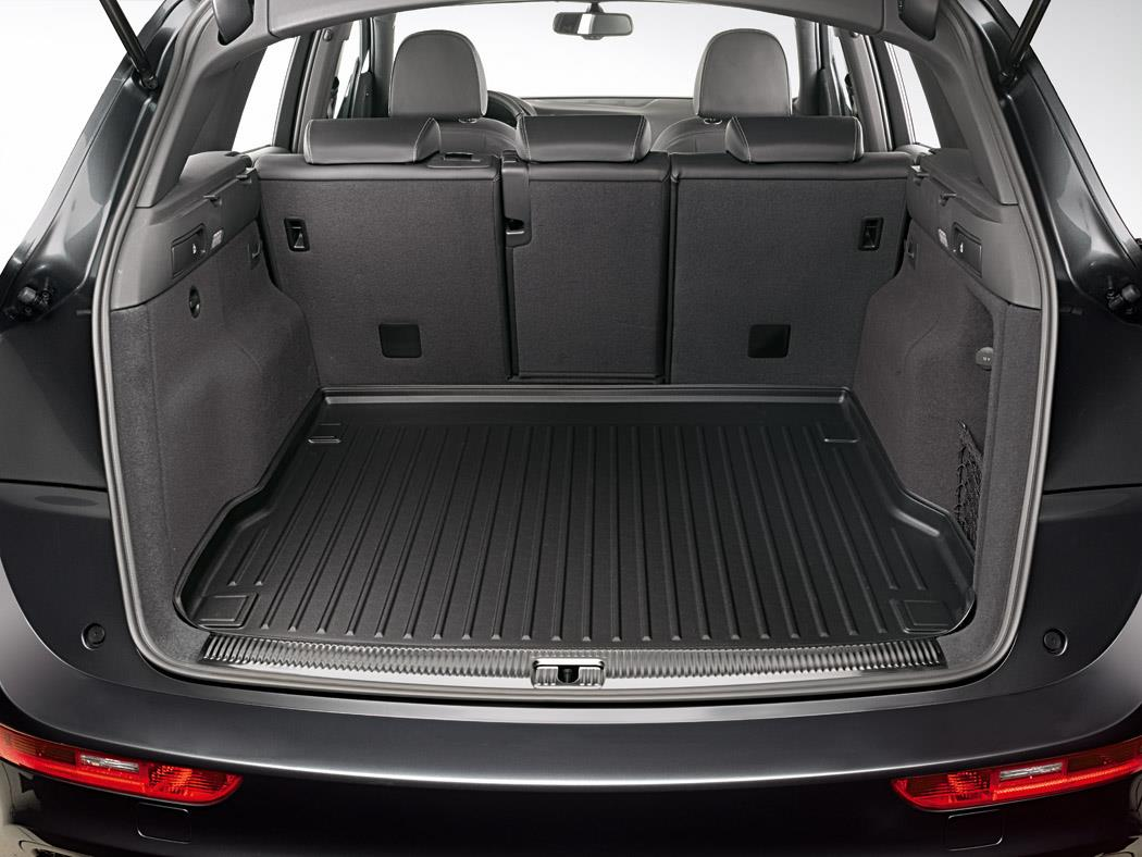 Comfort and protection cargo mats view all 2017 audi q5