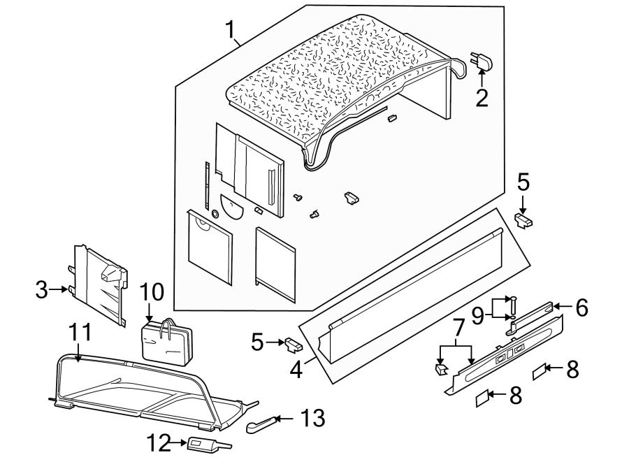 8h0863491d2z3 - box assembly