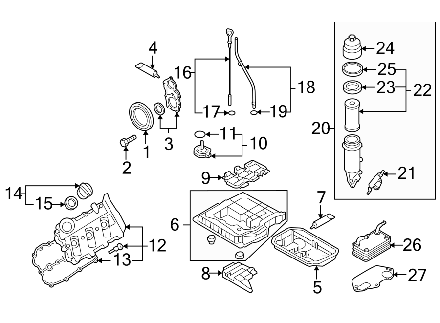 audi a6 engine crankshaft pulley  vibration damper  incl engine harmonic balancer