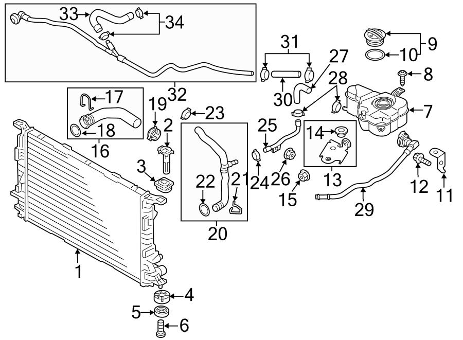4h0121251b - Radiator  Liter  Primary  Cooling