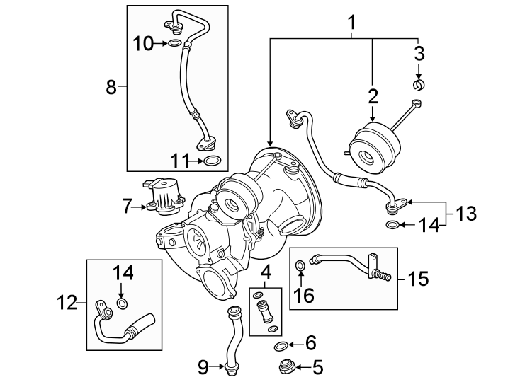 Audi A8 Oil  Ring  Tube  Seal - Wht006901a