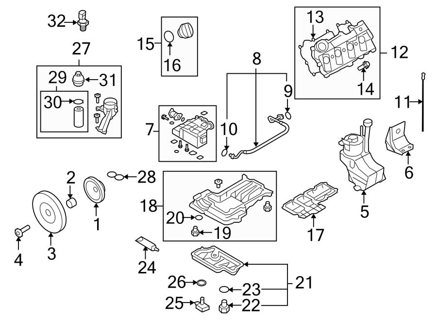 Audi Q7 Engine Oil Pressure Switch  Sensor