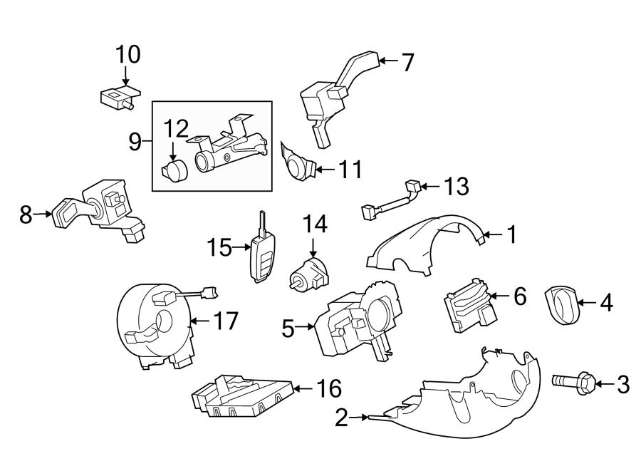 audi tt harness steering column switches 1k0979416. Black Bedroom Furniture Sets. Home Design Ideas
