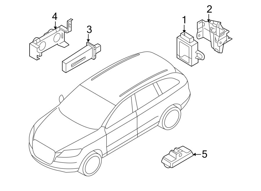 2003 audi a4 sensor  tire pressure monitoring system