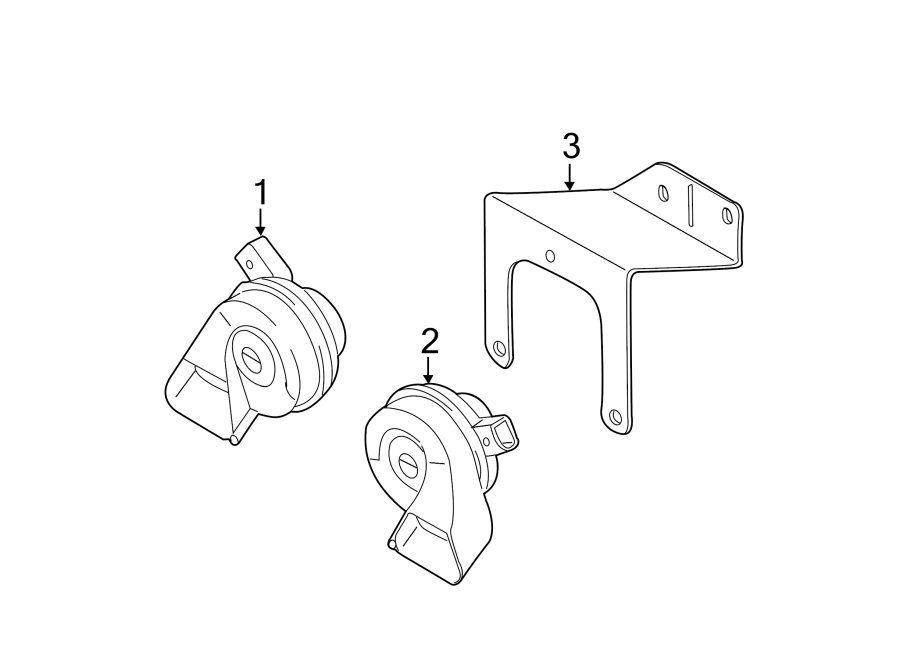 2012 audi q5 horn bracket  clip  horn bracket  mount bracket  telematics  lighting