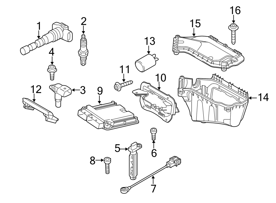 101905611g - spark plug  liter  system  ignition