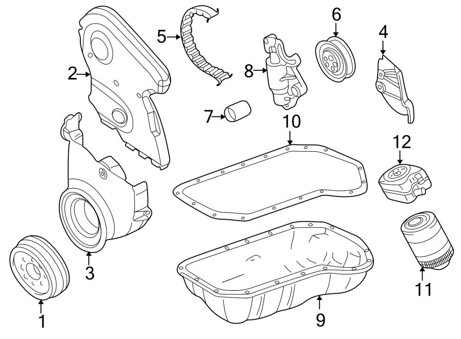 Audi A4 Engine Timing Belt  Liter  Replaced  Bearings