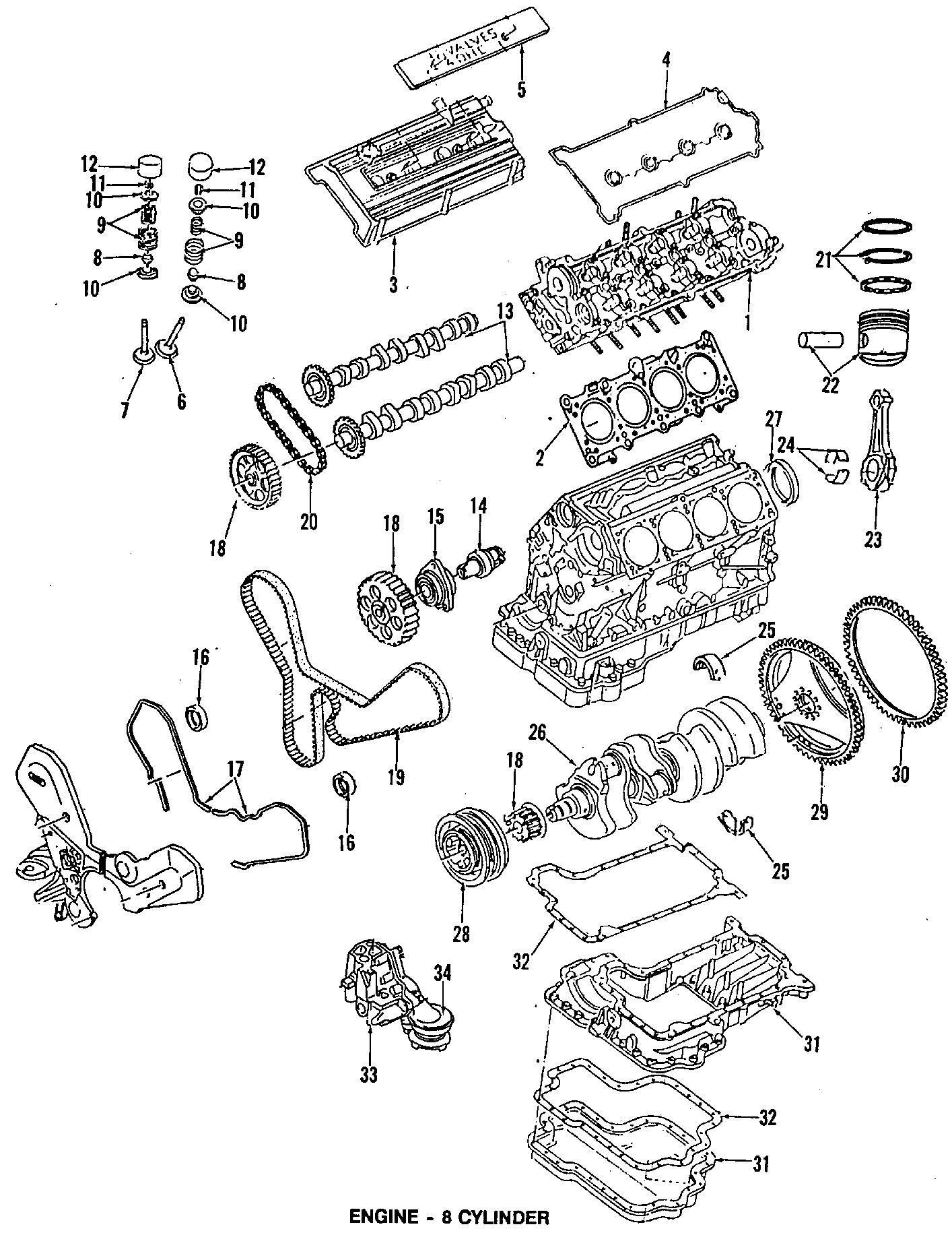 077115017a - intermediate shaft  a6  s6  a8  v8 quattro  3 6l  4 2l