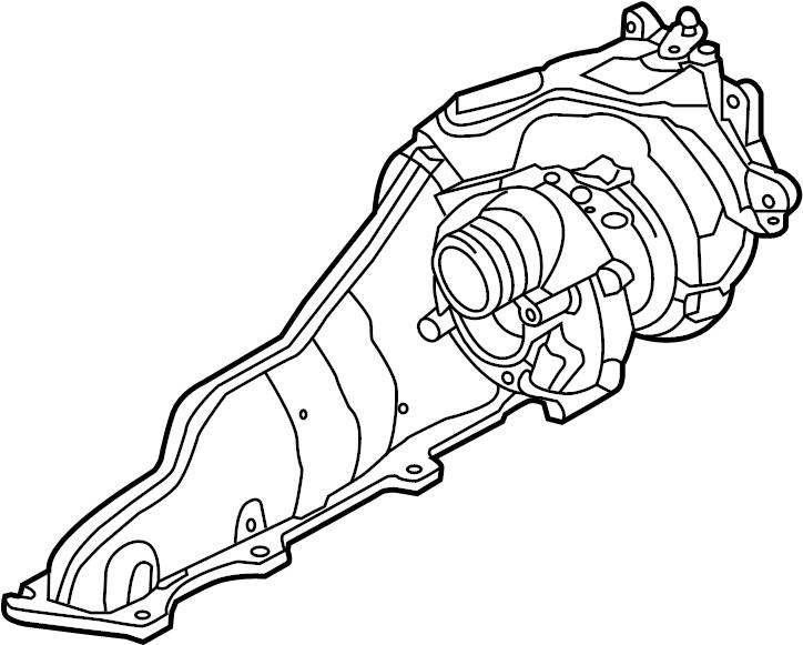 audi s8 turbocharger  4 0 liter  w  rs7  4 0 liter  w  s8