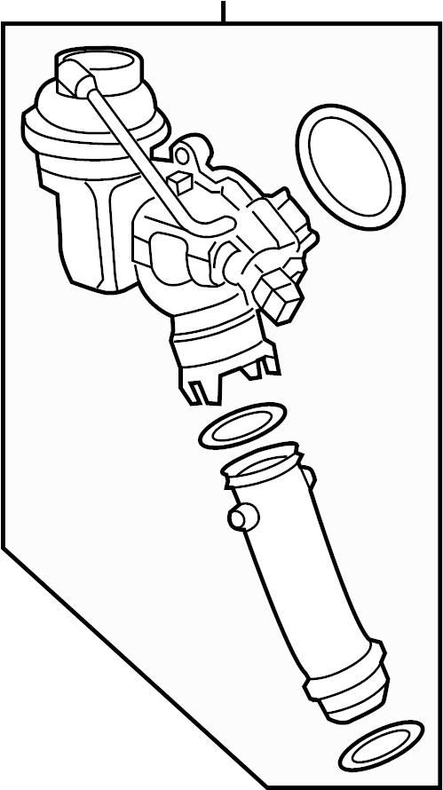 079121678k - engine coolant thermostat kit  valve assembly  from 12  03  2012
