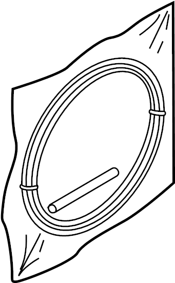 4e0698141 - air suspension compressor line  ride  control  components