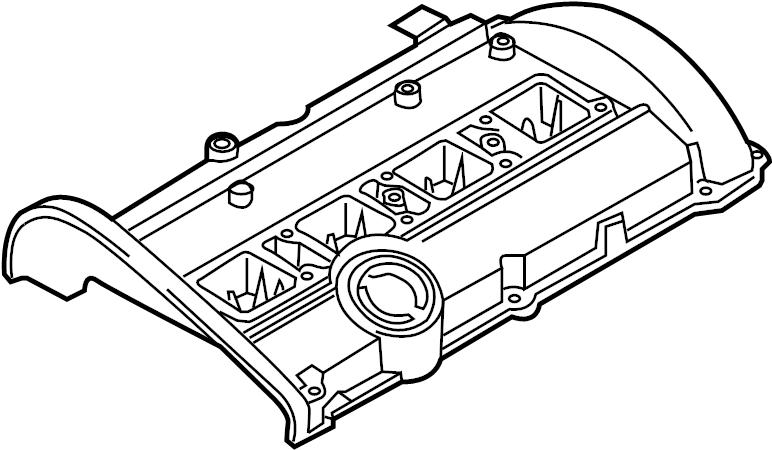 2011 audi engine oil pan  lower cover  lower oil pan  oil