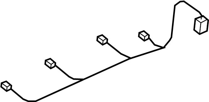 2014 audi s5 prestige coupe harness  wire harness  sensor