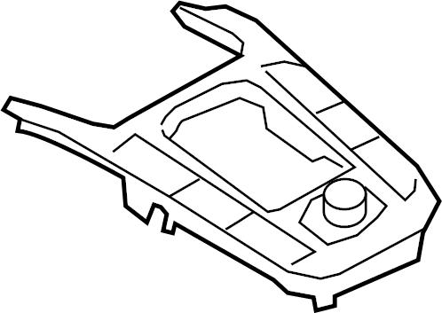 2014 audi s5 prestige coupe radio  knob  module interface