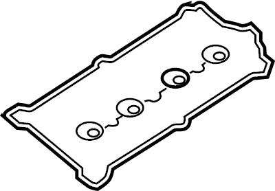2003 audi allroad valve cover gasket set