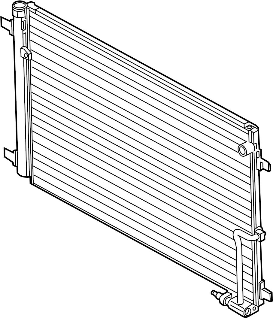 4h0260403l  c condenser  liter  air  conditioning
