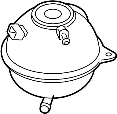 2007 Audi A8l Engine Diagram