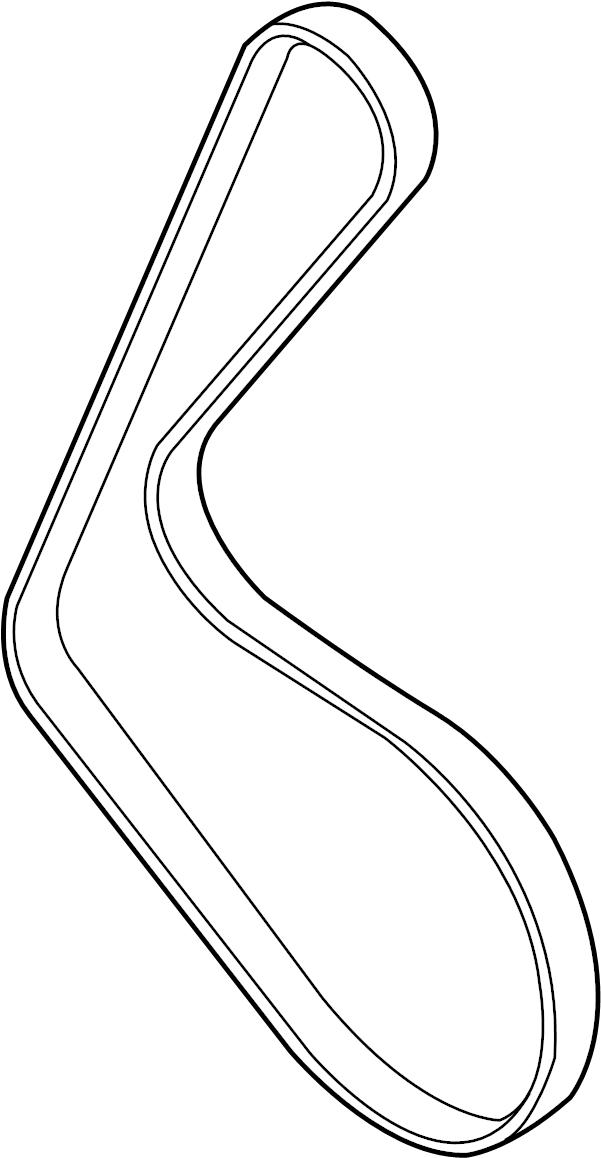 audi a8 ac belt  alternator belt  drive belt  ribbedbelt