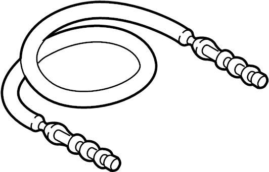 2016 audi q3 gps navigation system antenna cable  optic