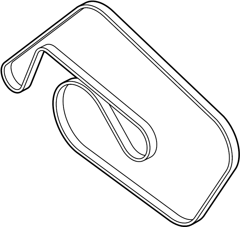 audi a6 ac belt  ribbedbelt  serpentine belt  liter