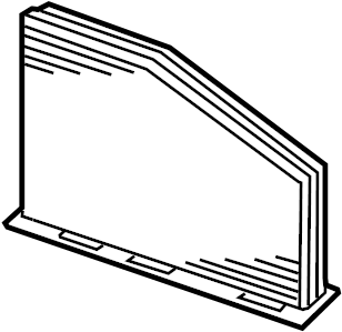 cabin air filter chevy s10 parts diagram