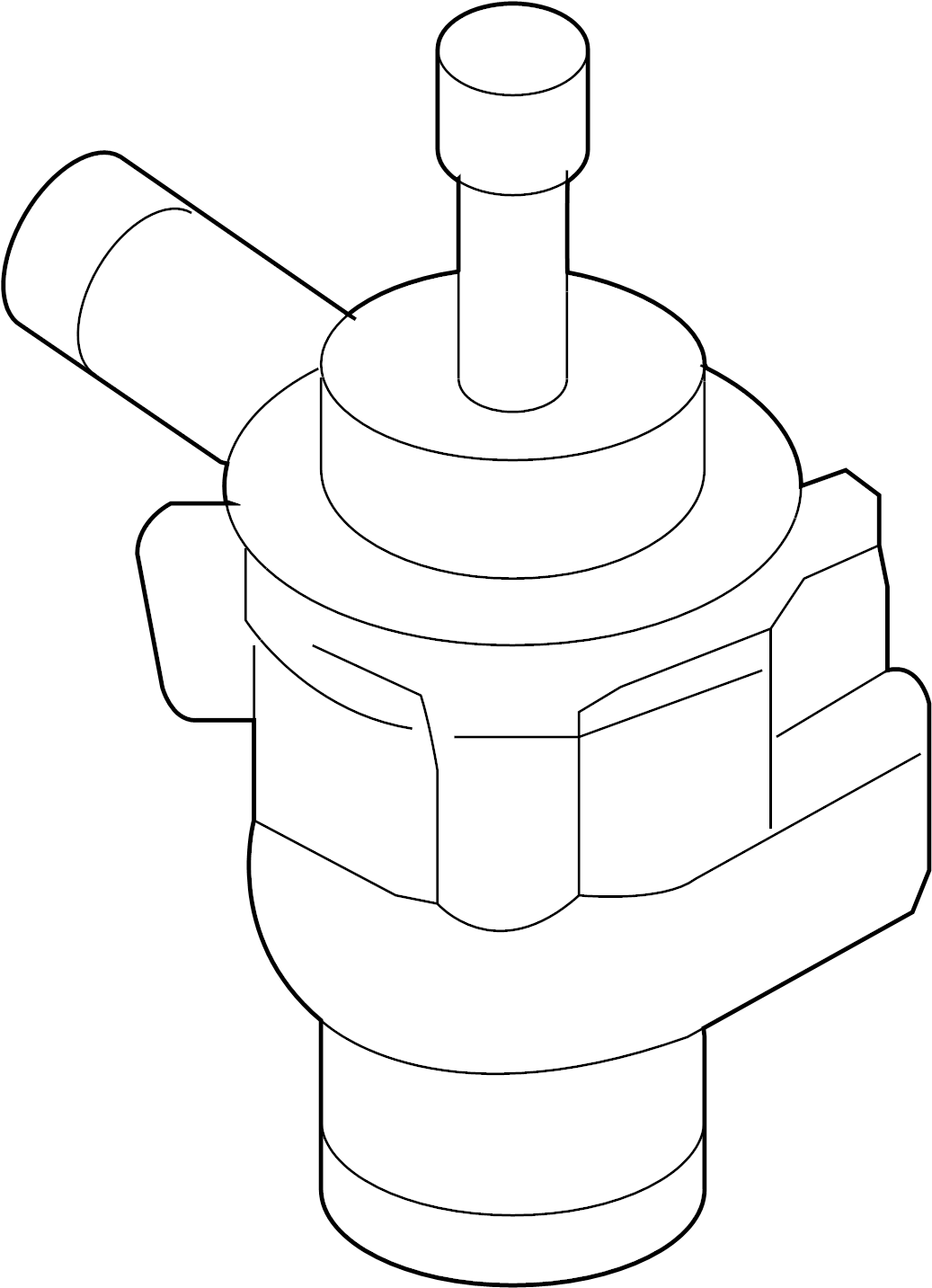 2006 audi coolant temperature sensor