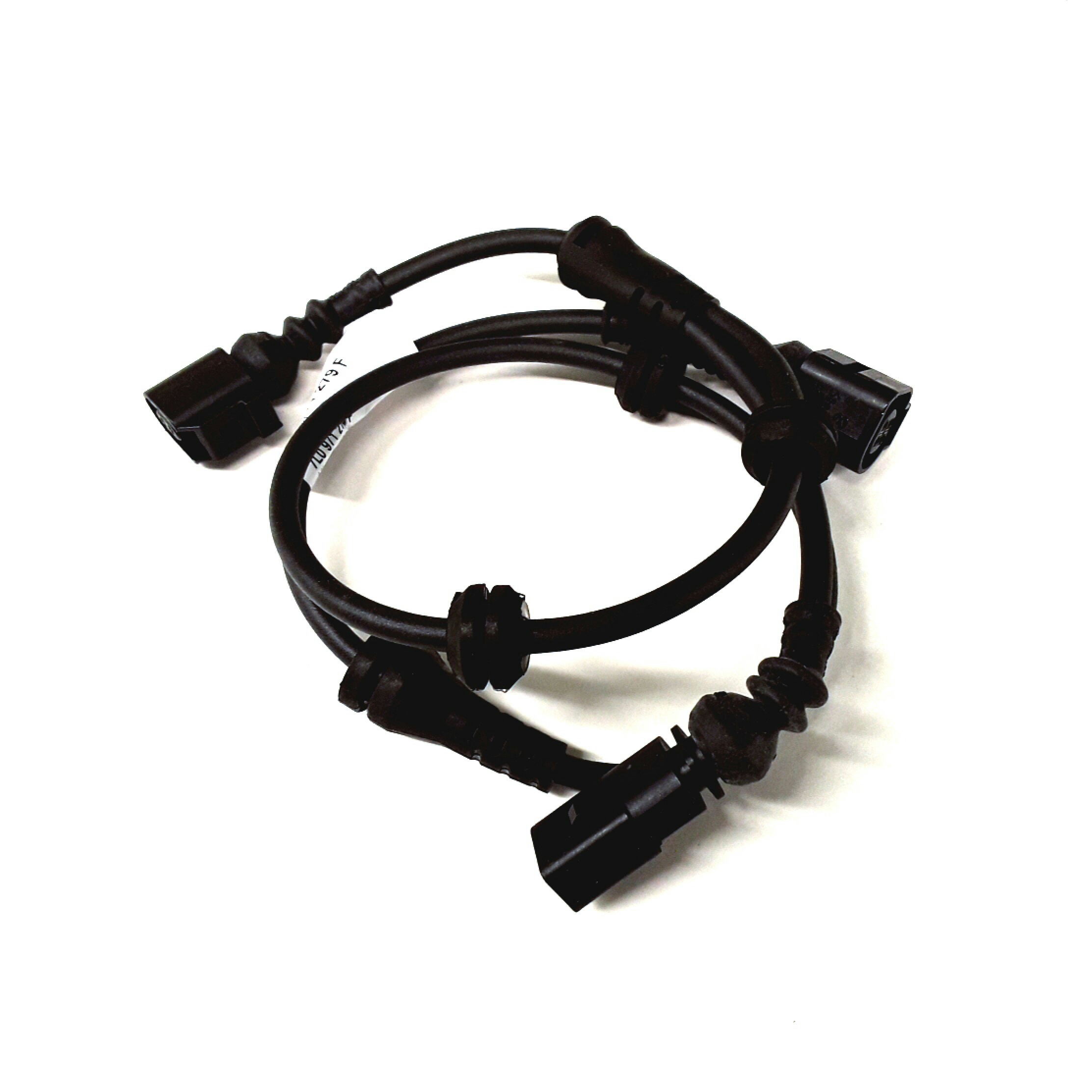 Audi Q7 Abs Wheel Speed Sensor Wiring Harness  Suspension