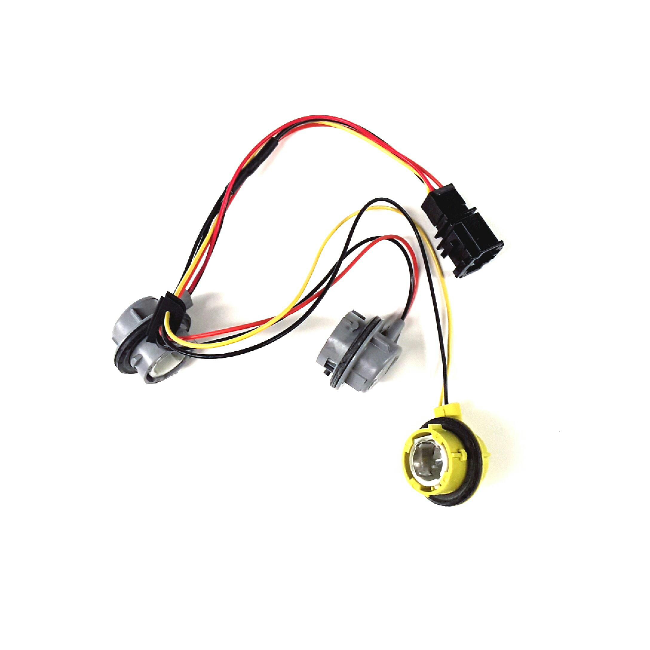 4l0945221b - Tail Light Harness  Gate  Lift  Lamps