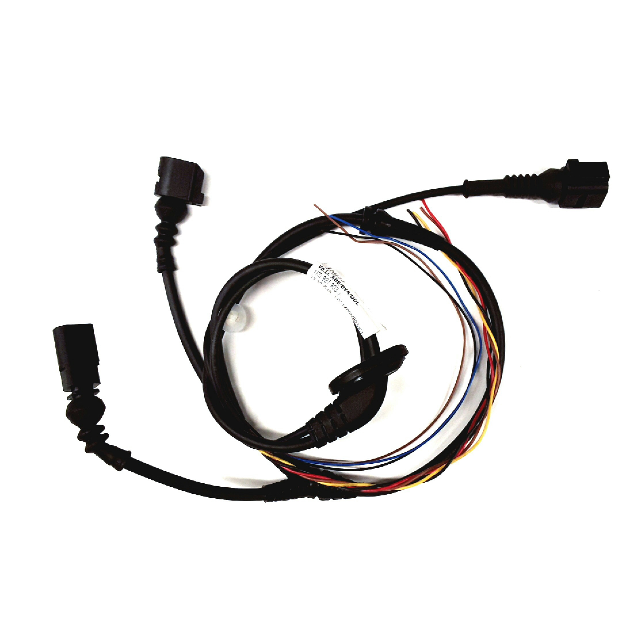 Audi A3 Abs Wheel Speed Sensor Wiring Harness  Headlamps