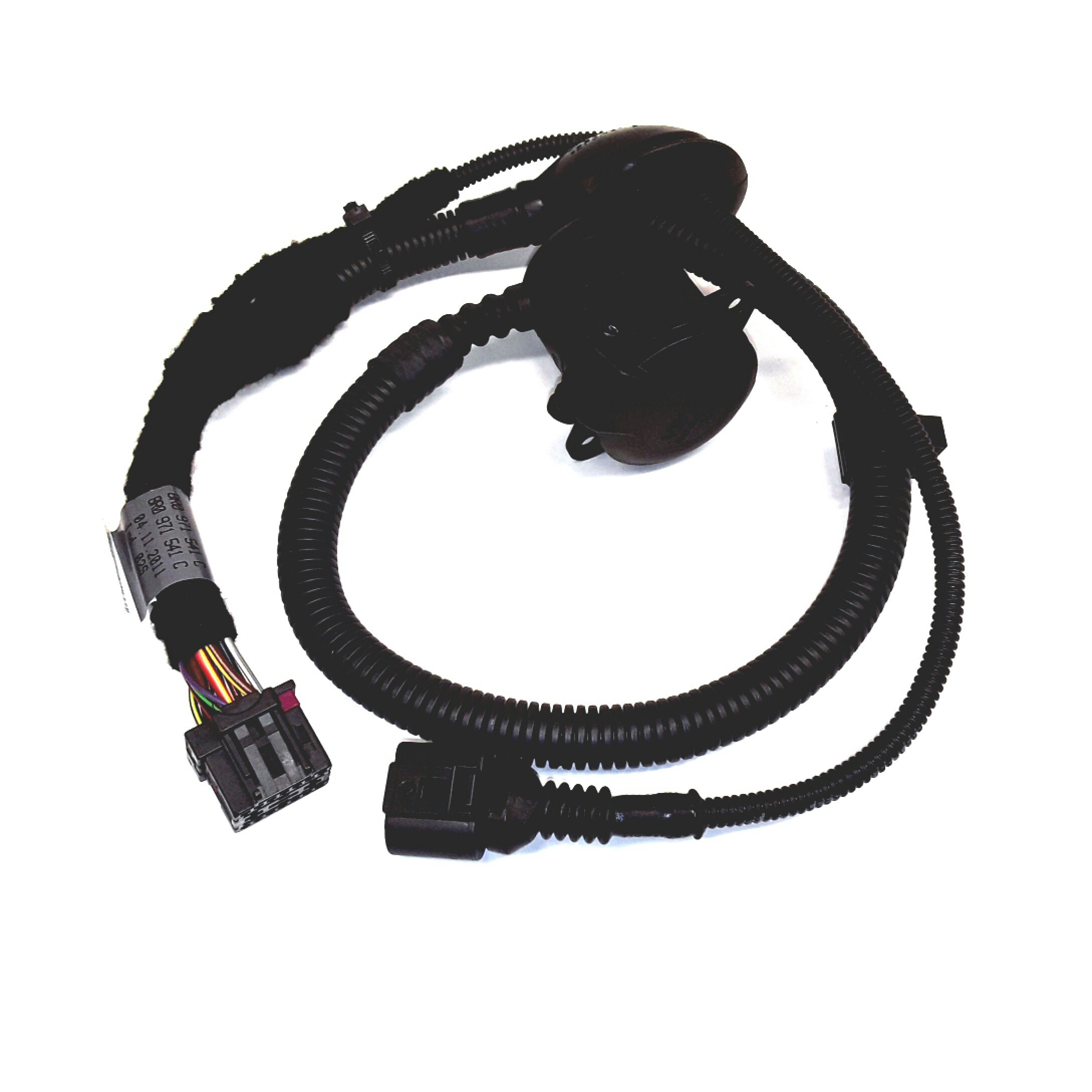 Audi Q5 Trailer Tow Harness  W  O S S