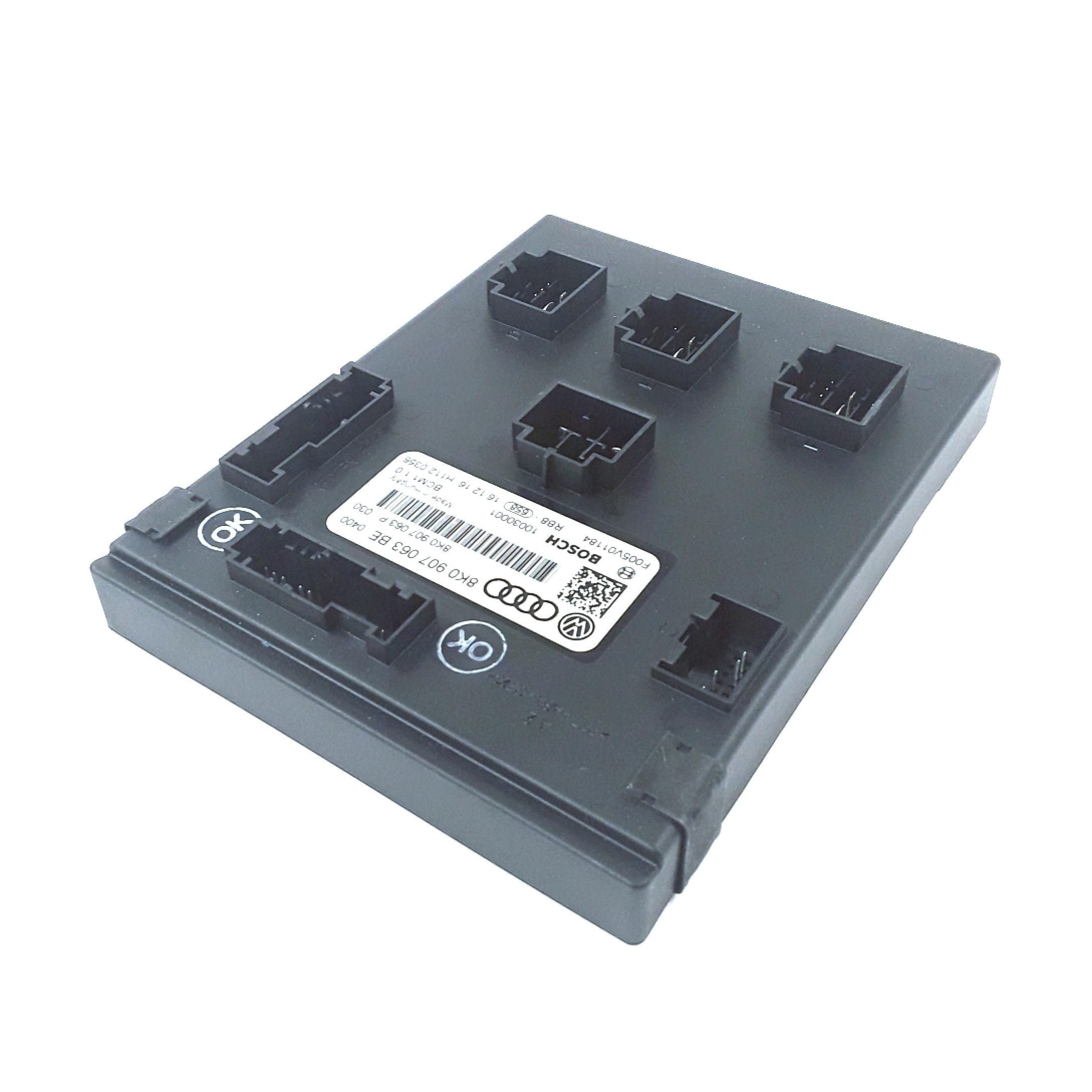 8K0907063BE - Contour. Unit. Control module. Pcm. Control ...