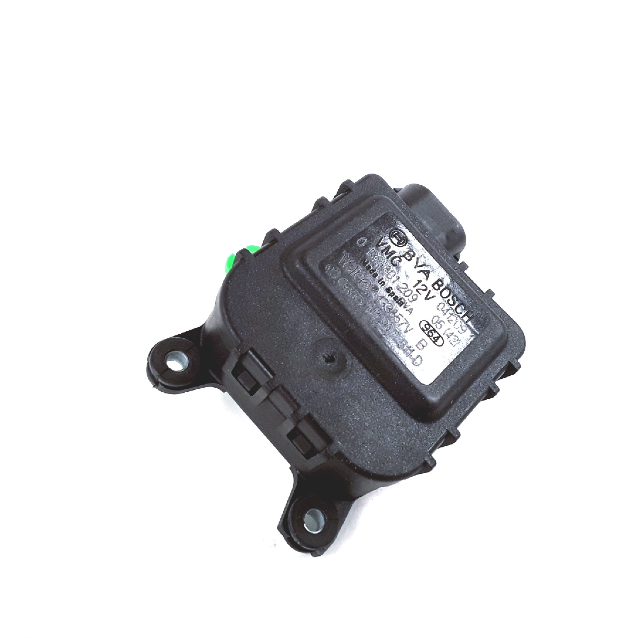 Audi Tt Actuator  Central  Electronic  Flap