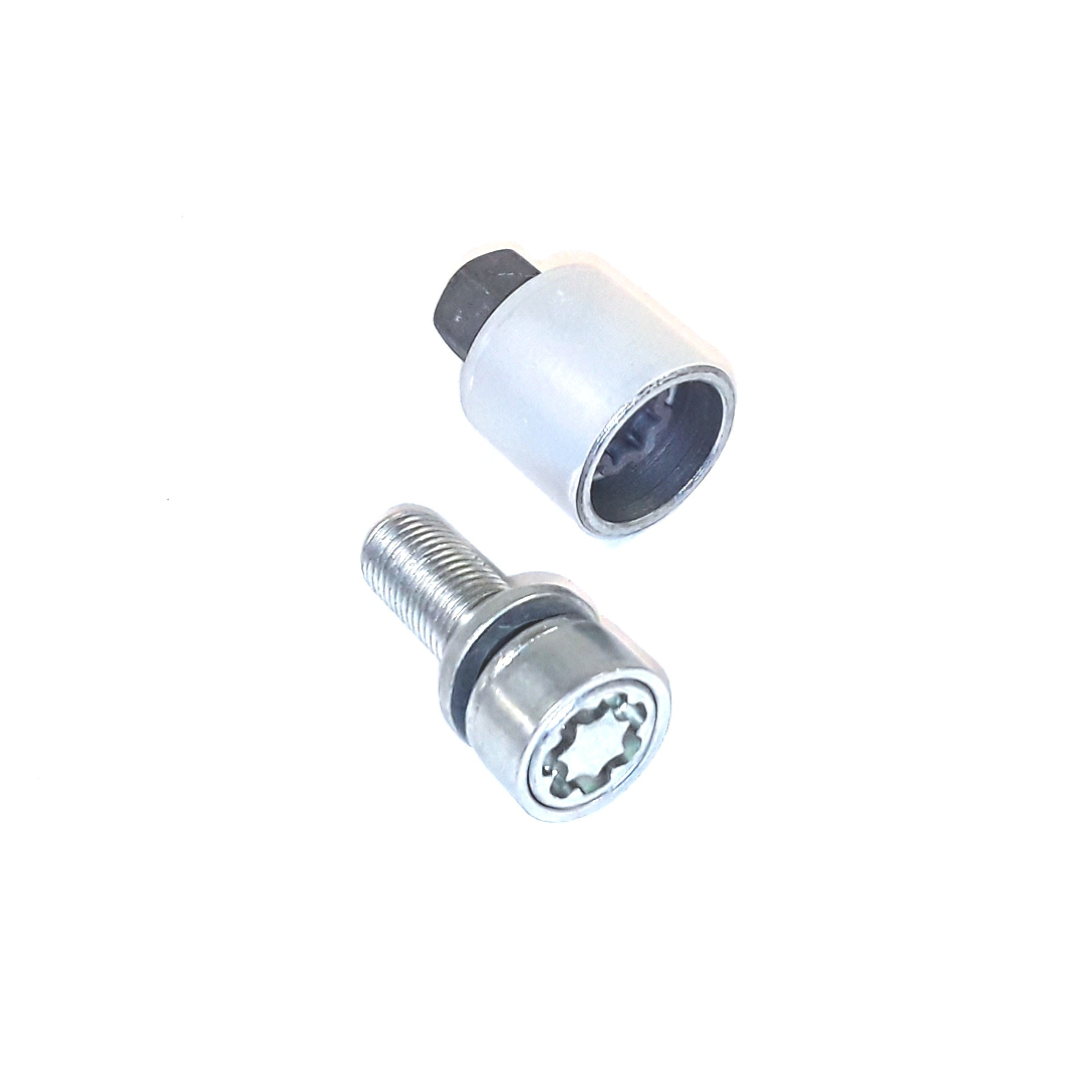 Audi R8 Wheel Bolt. 19, Locking, Key Code Q. Locking, Code